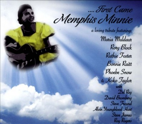 First Came MEmphis MInnie 2012